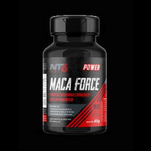 Maca Force 90 cápsulas - NT6